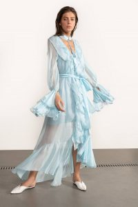 Ocean Of Tenderness Maxi Dress image featured