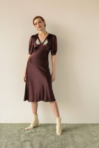 Cecelia Silk Dress image 4
