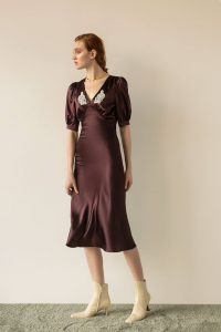 Cecelia Silk Dress image 3
