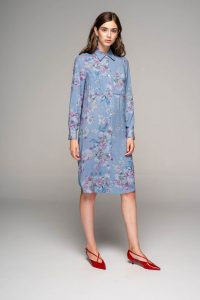 Simple Shirt Dress image featured