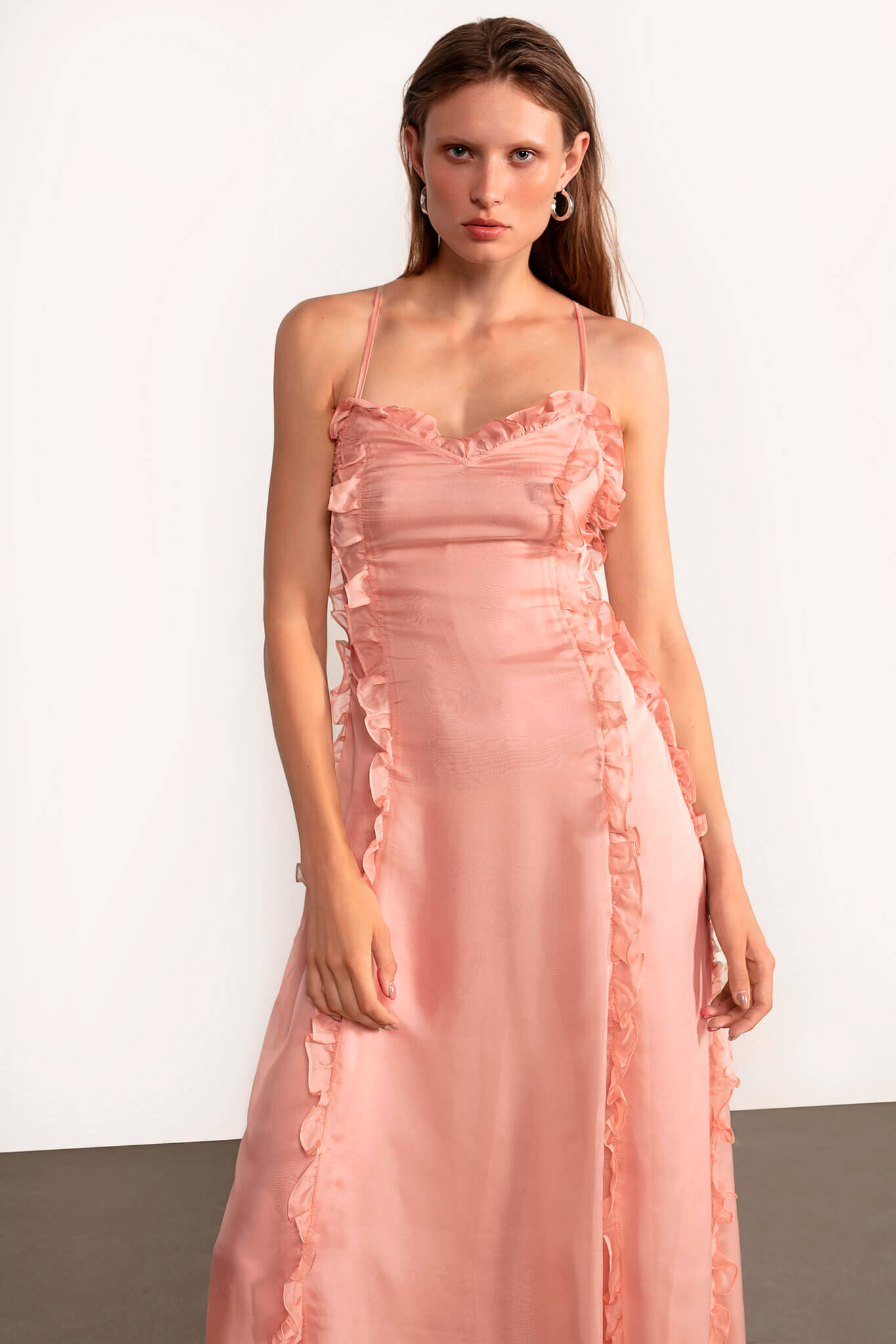 His Heart Skipped The Beat Dress image featured