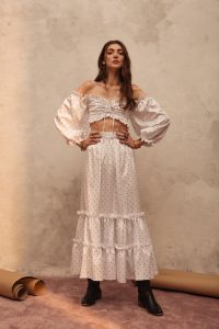 Feeling #5 Maxi Skirt. Discovery image 2